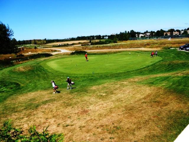 Collingwood, Ontario: Cranberry Golf Resort