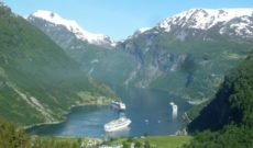 Exploring Norway's Fjord Region – Solvorn to Geiranger