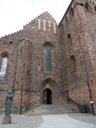 St. Mary's Church in Helsingborg