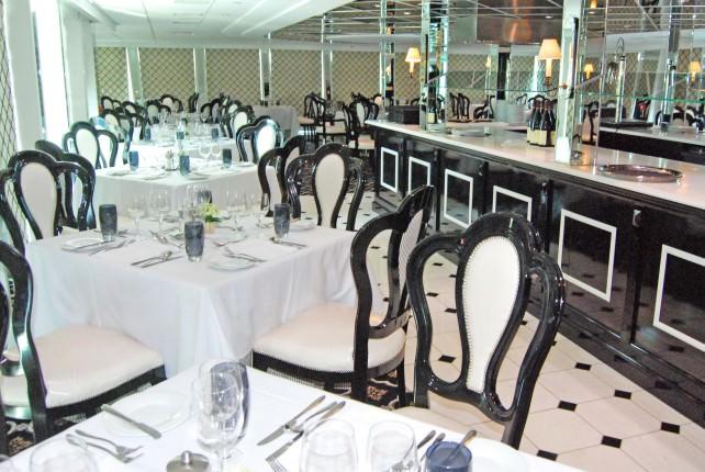 Uniworld River Princess Restaurant