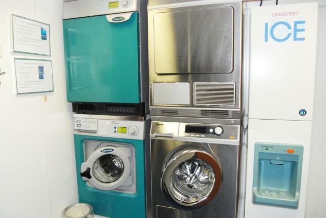 Uniworld River Princess Self-Serve Guest Laundry
