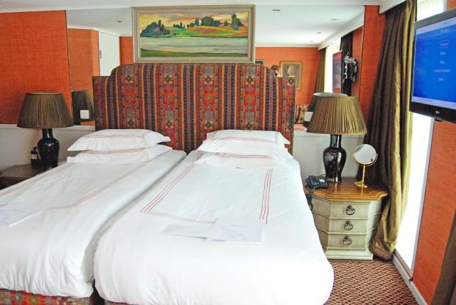 Uniworld River Princess - Super Comfortable Beds