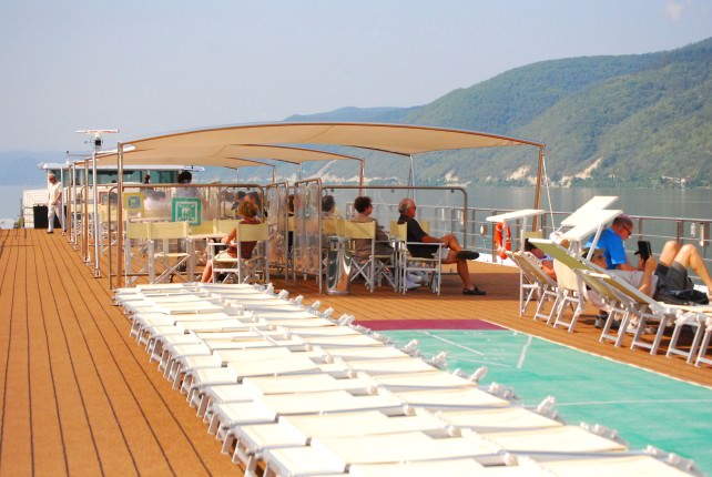 River Princess Cruises the Danube in Eastern Europe