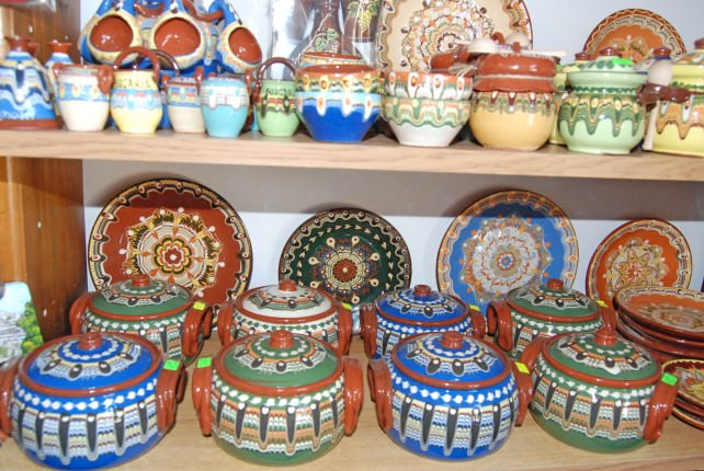 Local Souvenirs in Bulgaria