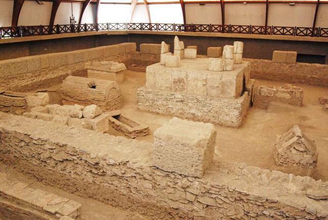 Viminacium Archaeological Site