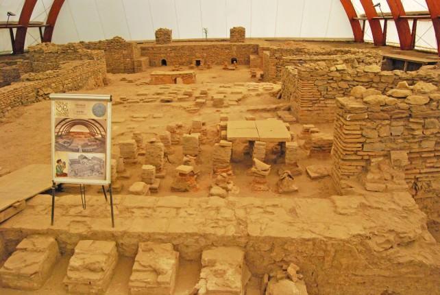Viminacium Roman Town and Fortress