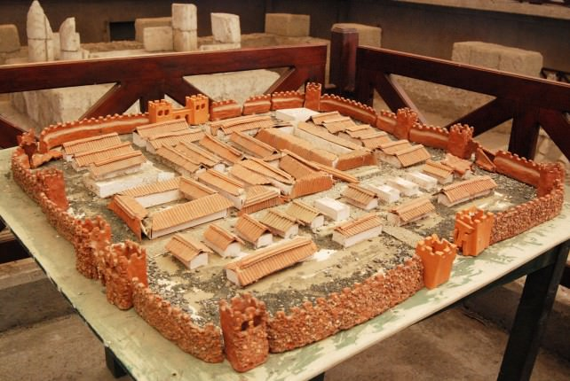 Uniworld Eastern Europe Explorer Included Shore Excursion to Viminacium Archaeological Site Near the Danube River