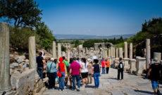 Discovering Ephesus in Turkey