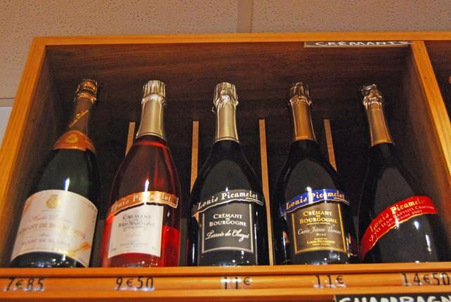 Burgundy Cremants - Excellent Sparkling Wine