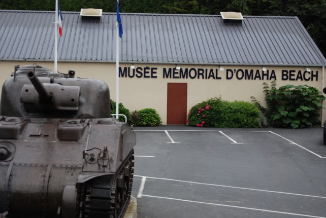 Memorial Museum at Omaha Beach