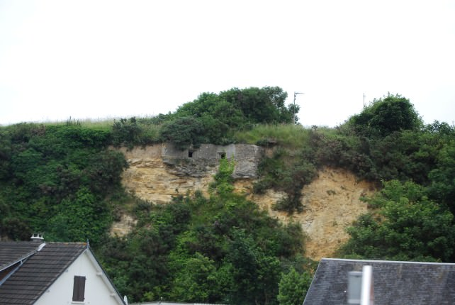 Bunkers at Omaha Beach