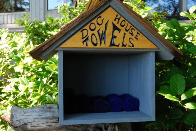 Dog House Towels