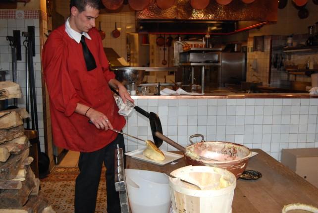 La Mere Poulard Omelettes