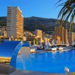 Fairmont Monte Carlo Rooftop Pool