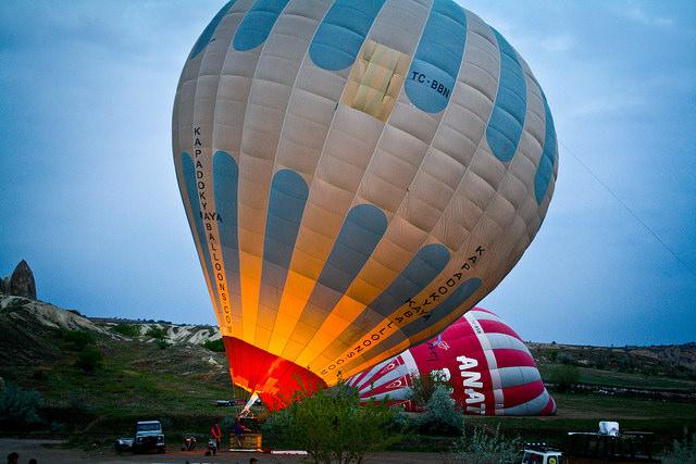 Kapadokya Balloon Ride