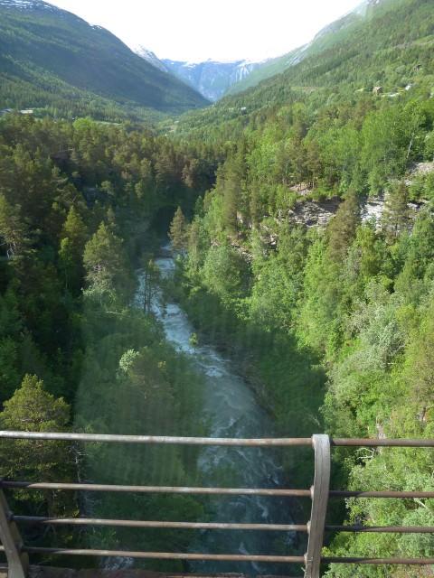 Rauma Railway Scenery