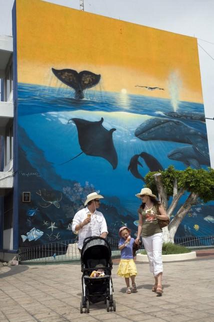 La Paz, Mexico - Family Friendly Destination ©La Paz Tourism