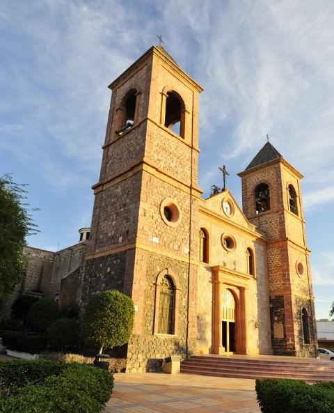 Historic Downtown - Cathedral in La Paz ©La Paz Tourism