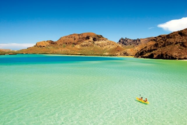 Water Sports in La Paz ©CostaBaja Resort