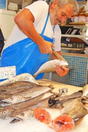 Biarritz Fish Market
