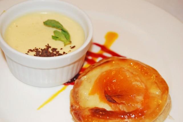 Dinner in Lourdes - Dessert