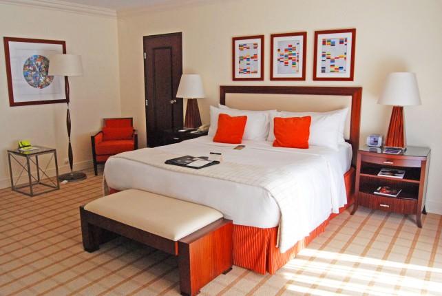 Fairmont Monte Carlo Guestroom