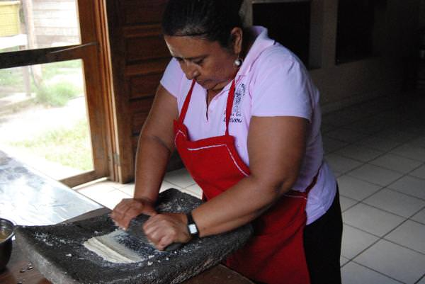 Making Corn Tortillas from Scratch