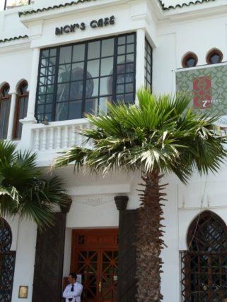 Rick's Cafe in Casablanca, Morocco