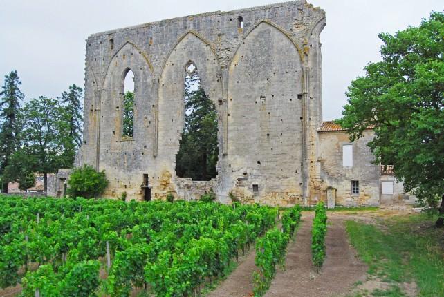 Saint Emilion Vestiges of a 13th Century Monastery