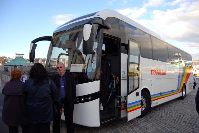 Trafalgar Tours Scenic England Tour Director & Driver