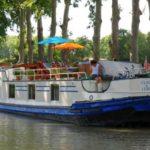European Waterways' Claire de Lune Luxury Hotel Barge