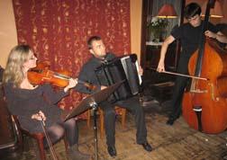 Hotel Rubinstein Klezmer Musicians