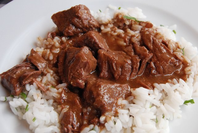 Mr Baba Lunch - Beef Stew