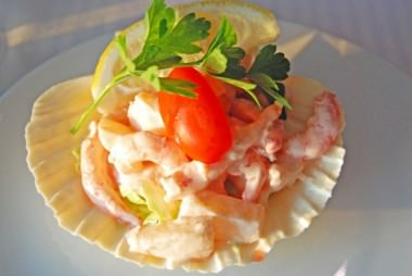 Shrimp Cocktail River Princess - Appetizer