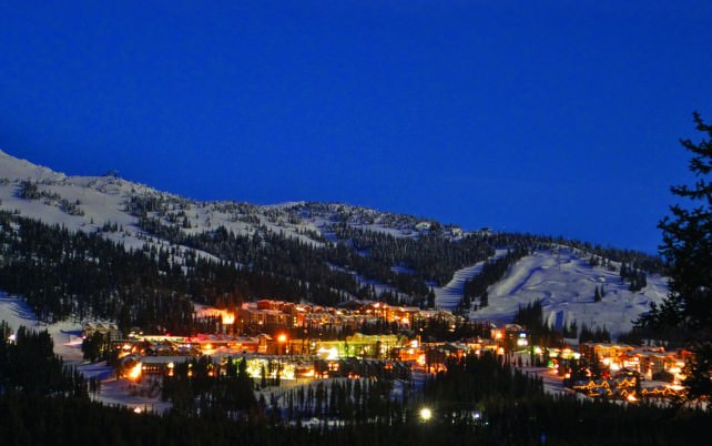 BC Ski Resort with the Most Ski-In-Ski-Out Accommodation