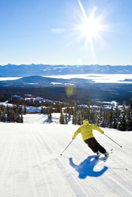 Travel British Columbia, Canada: Big Family, Big White, Big Savings