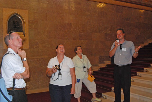 Budapest Tour Guide Oliver Rakaczky