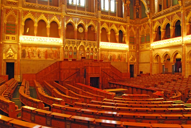 Chamber of Lower House