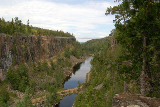 Travel Ontario: A Drive To Thunder Bay - Eagle Canyon