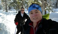 WAVEJourney Goes Snowshoeing in Central Oregon!