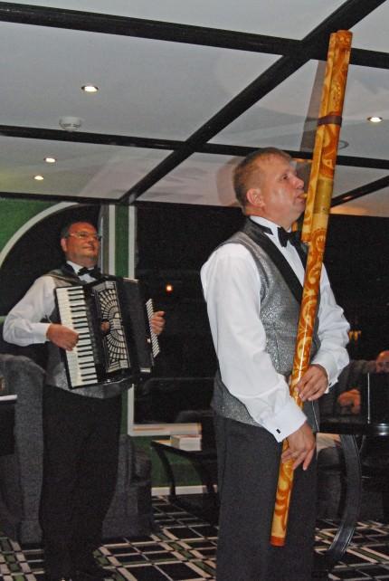 Pressburger Duo Concert in Bratislava