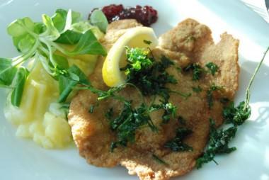 Traditional Wiener Schnitzel