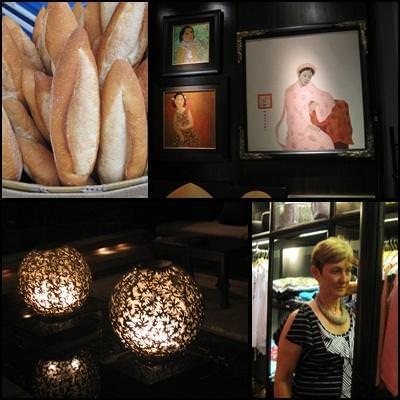 Shopping in Hoi An, Vietnam