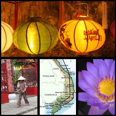 Colors in Hoi An are Even Brighter at Night