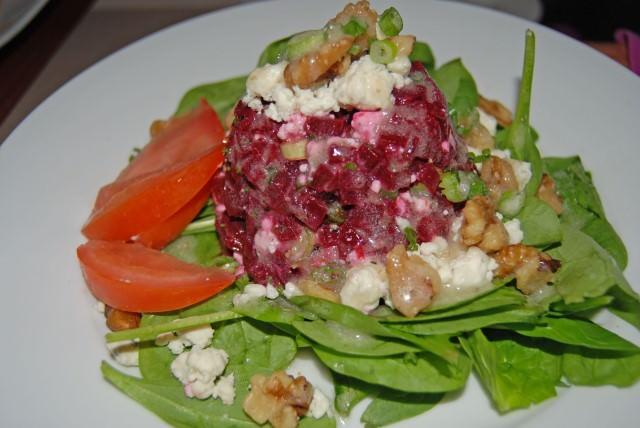 Harborside Bistro at Hotel Bellwether - Bistro Beet Salad
