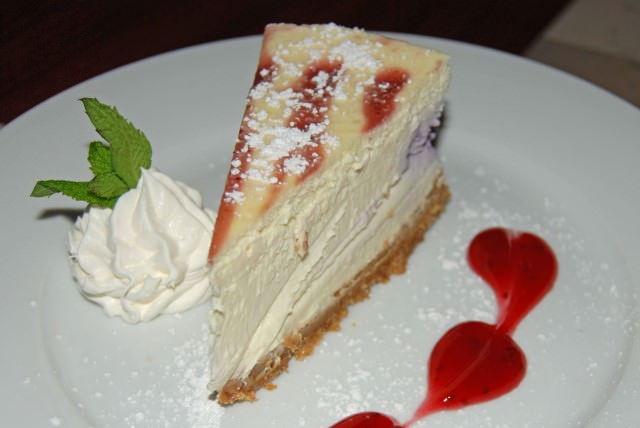 Harborside Bistro at Hotel Bellwether - Cheesecake