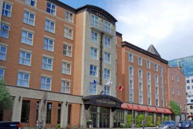 Hotel Chateau Laurier Quebec City