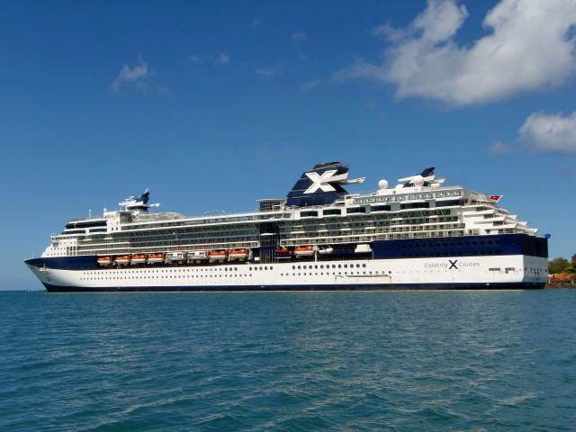 Cruising the Southern Caribbean on Celebrity Summit