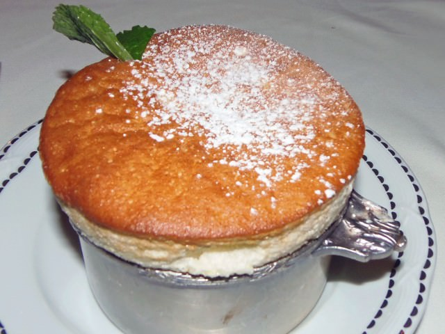 Grand Marnier Soufflé