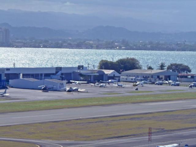 Fernando Luis Ribas Dominicci Airport (SIG), San Juan, Puerto Rico